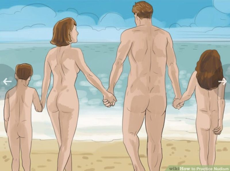 Naturism is Family